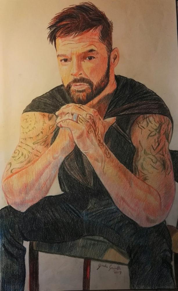 Ricky Martin by g1adina87